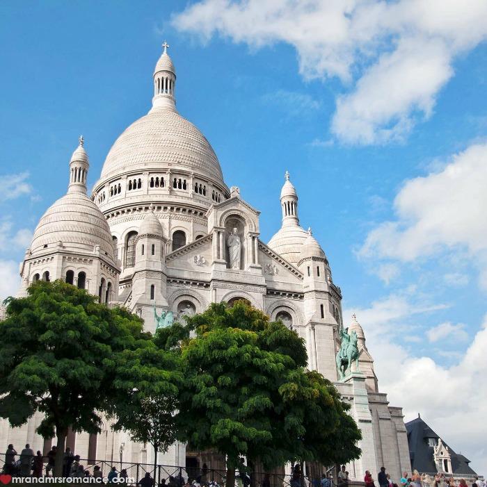 Mr & Mrs Romance - IG Edition - 52 Sacre Coeur Paris