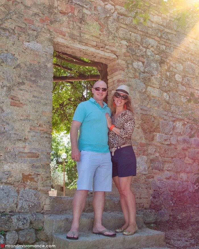 Mr & Mrs Romance - IG Edition - 55 San Gimignano