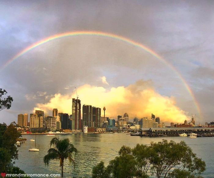 Mr & Mrs Romance - IG Edition - 7 rainbow