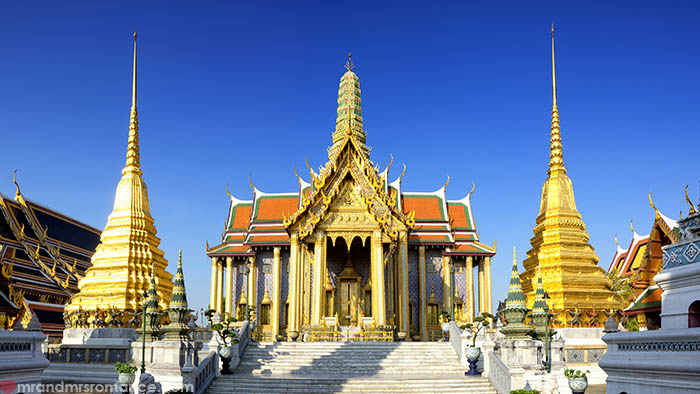 Mr and Mrs Romance - Romantic Honeymoon Itinerary for Thailand