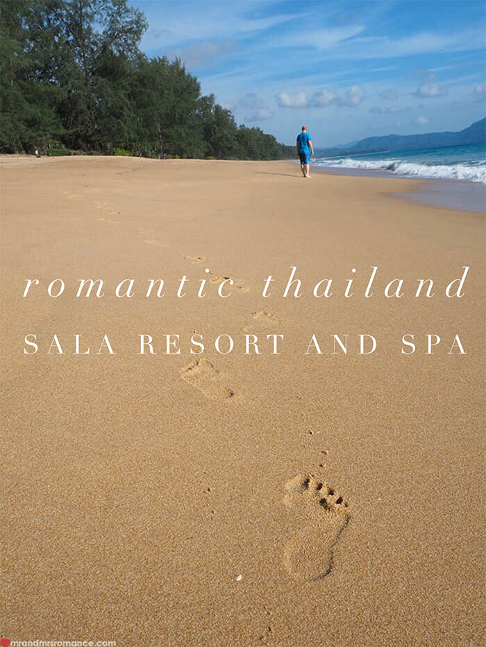 Mr and Mrs Romance - Where to stay in Phuket Thailand - Sala Resort review 02