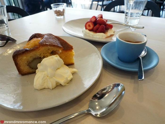 Mr & Mrs Romance - best food in Byron Bay - Beach Cafe