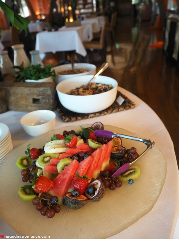 Mr & Mrs Romance - best food in Byron Bay - Gaia