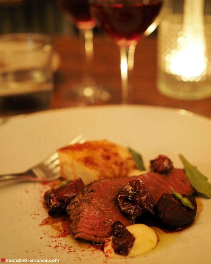 Mr & Mrs Romance - best food in Byron Bay - Harvest