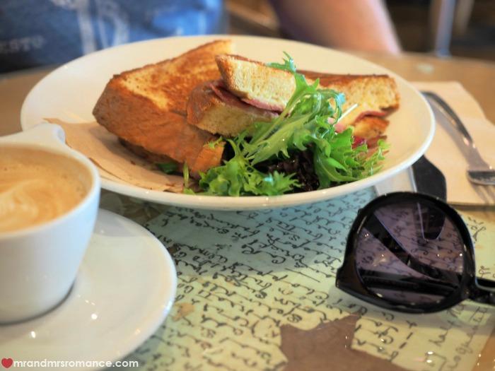 Mr & Mrs Romance - best food in Byron Bay - Town