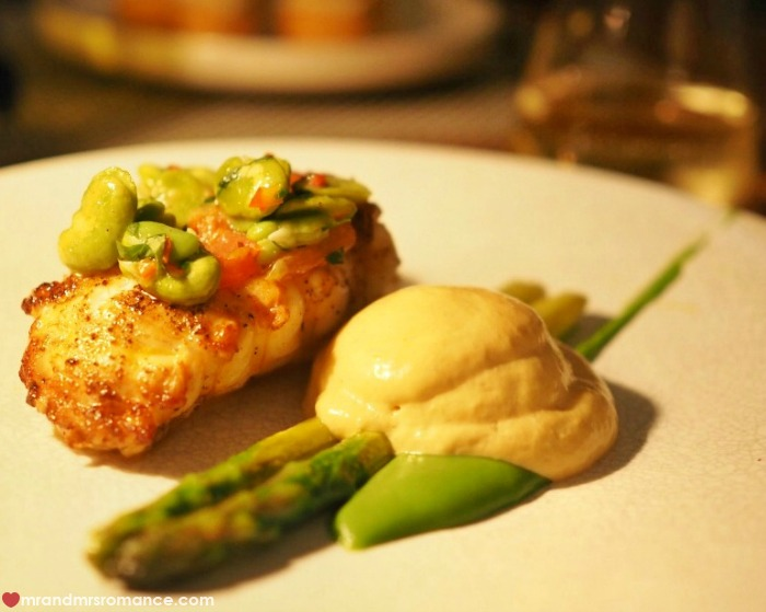 Mr & Mrs Romance - best food in Byron Bay - Graze at Elements