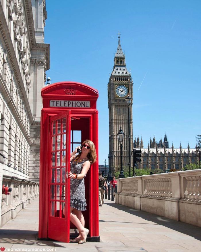 Mr & Mrs Romance - IG Edition - 53 London Calling