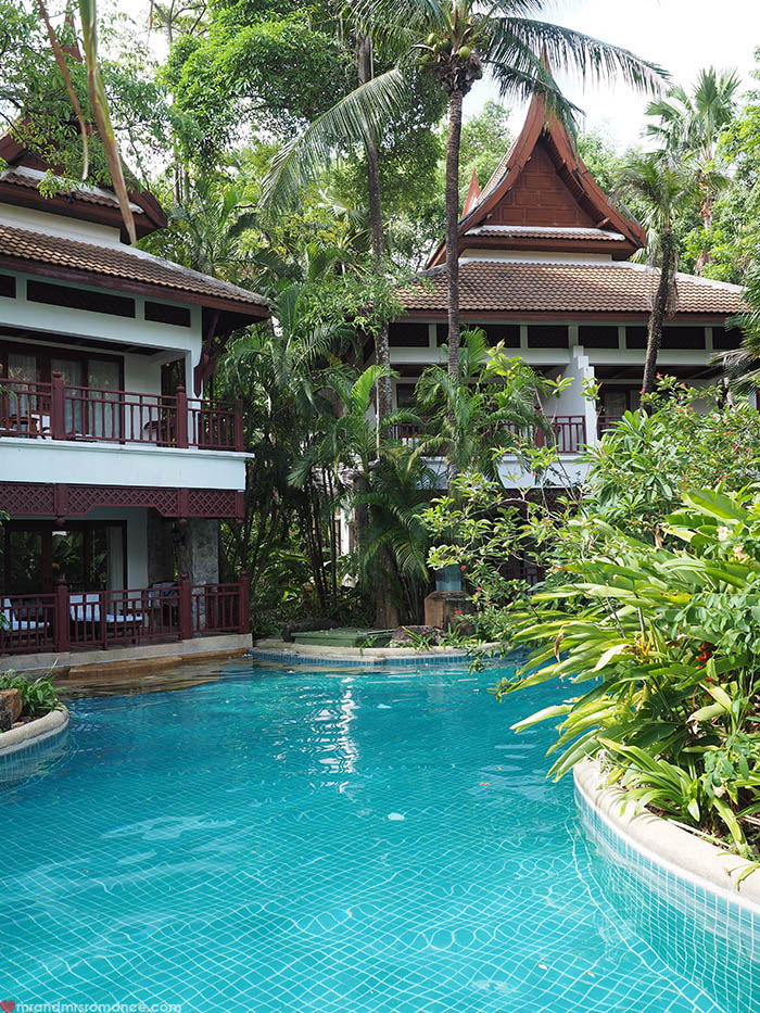 Mr & Mrs Romance - Thavorn Beach VIllage Resort Review - Phuket Thailand 26
