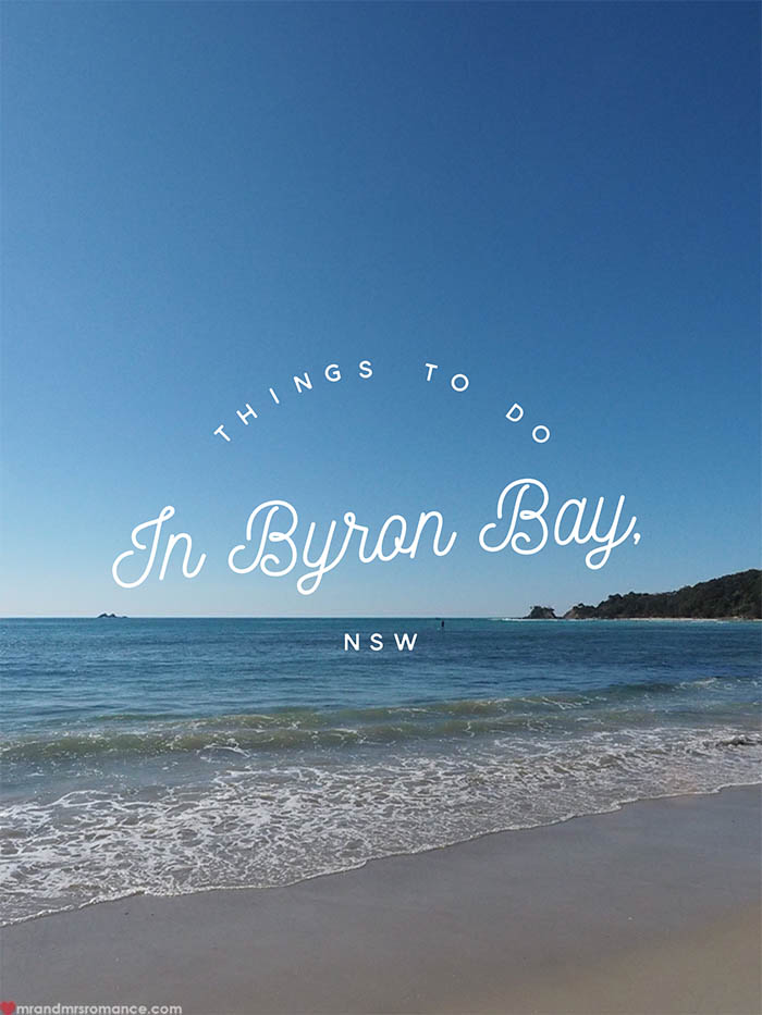 Mr & Mrs Romance - Things to do in Byron Bay NSW