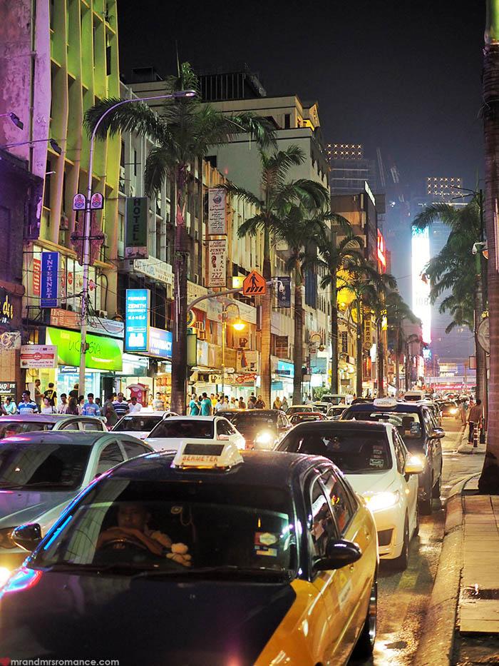 Mr and Mrs Romance - 24 hours in Kuala Lumpur - Malaysia Itinerary 06