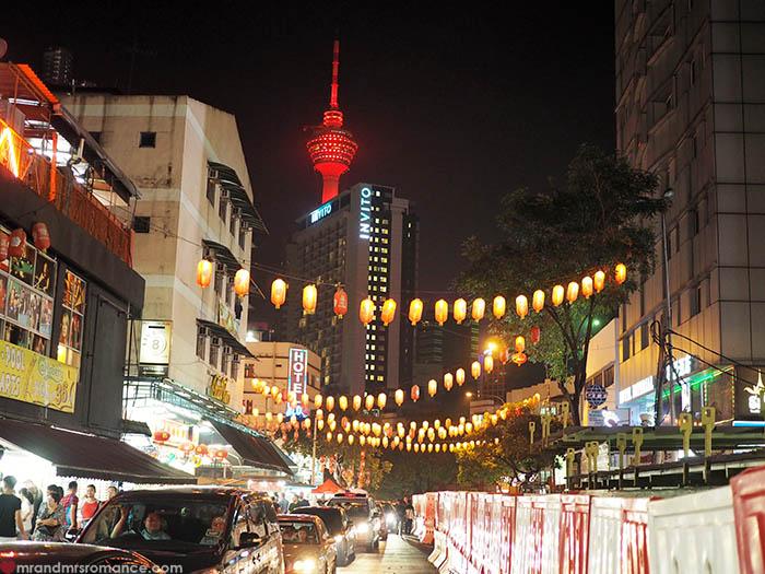 Mr and Mrs Romance - 24 hours in Kuala Lumpur - Malaysia Itinerary -7