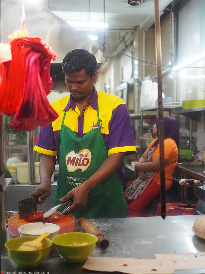 Mr and Mrs Romance - 24 hours in Kuala Lumpur - Malaysia Itinerary 09