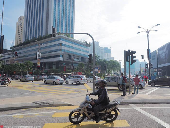 Mr and Mrs Romance - 24 hours in Kuala Lumpur - Malaysia Itinerary 15