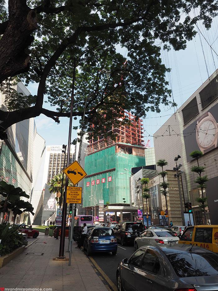 Mr and Mrs Romance - 24 hours in Kuala Lumpur - Malaysia Itinerary 18