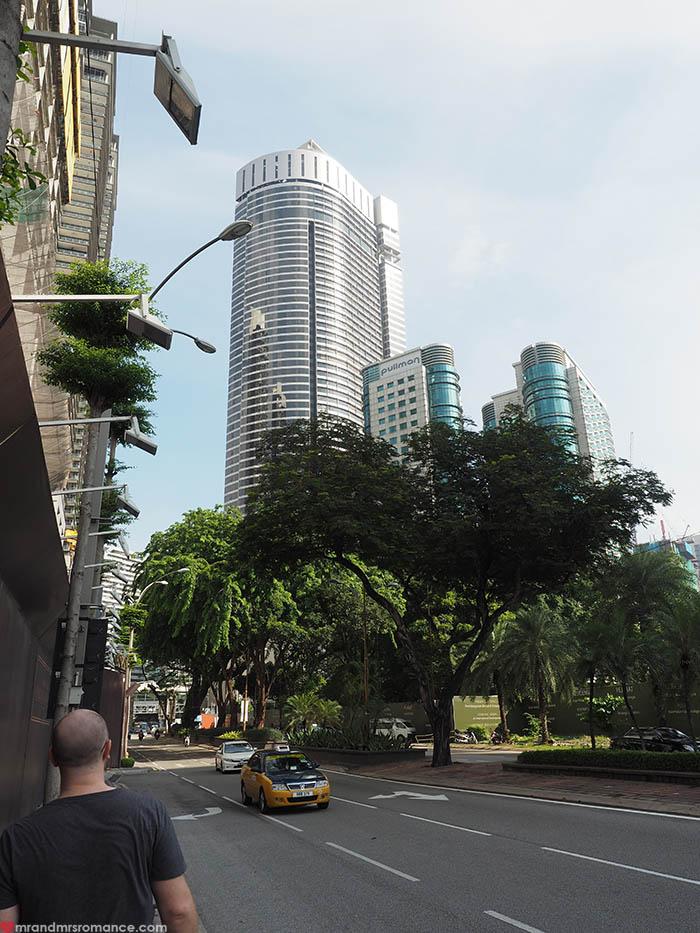 Mr and Mrs Romance - 24 hours in Kuala Lumpur - Malaysia Itinerary 19