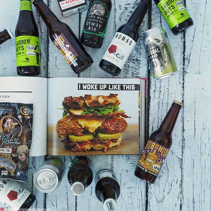 Mr and Mrs Romance - Fathers Day gift idea - Beer Days gift box