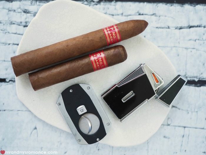 Mr & Mrs Romance - Father's Day unique gifts - cigar