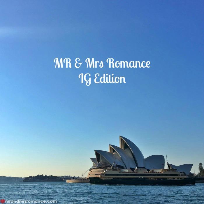 Mr & Mrs Romance - IG Edition Instagram Diary
