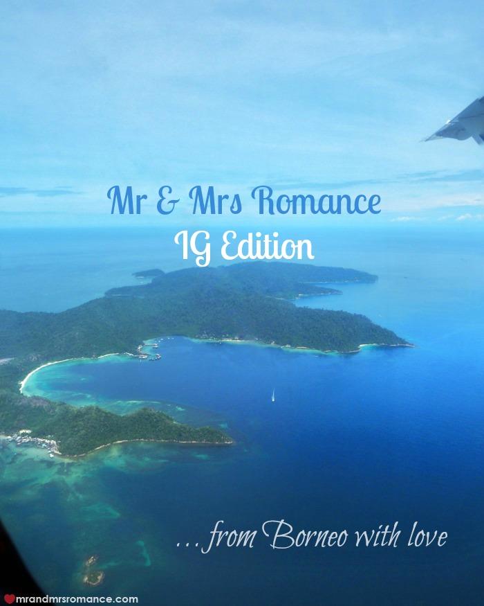 Mr & Mrs Romance - IG Edition Sabah - 1 title
