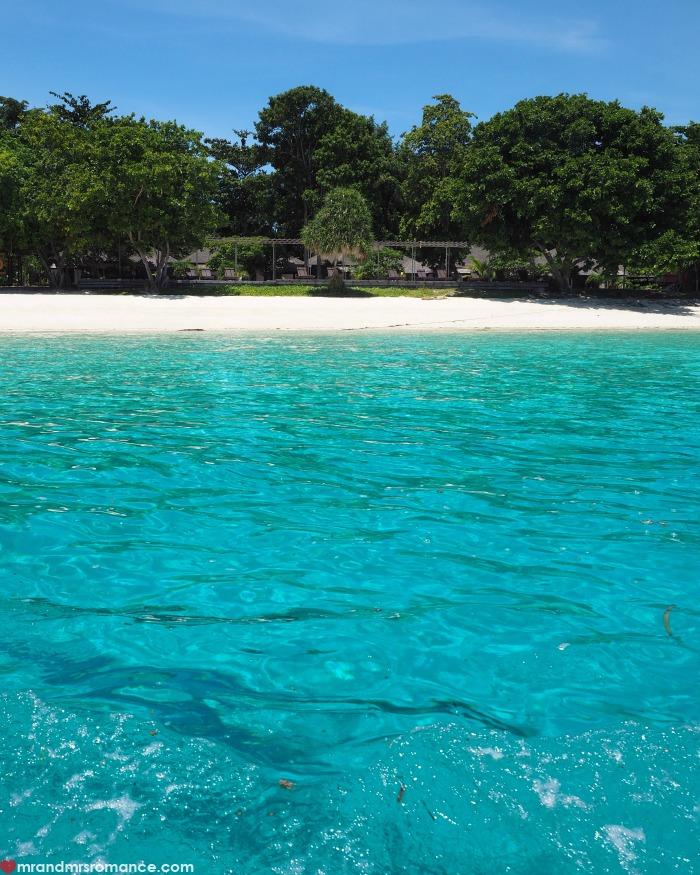 Mr & Mrs Romance - IG Edition Sabah - 24 Mataking Island arrival