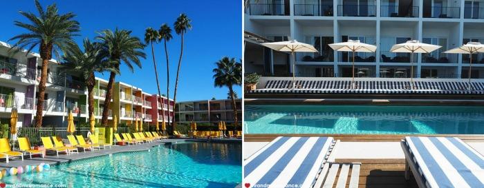 Mr & Mrs Romance - Paper Daisy - Palm Springs vs Cabarita 2