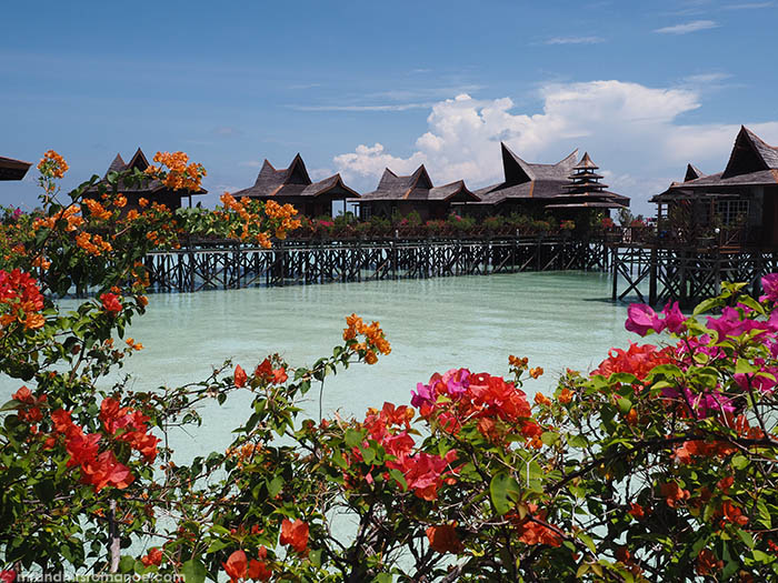 Mr and Mrs Romance - Borneo Travel Guide