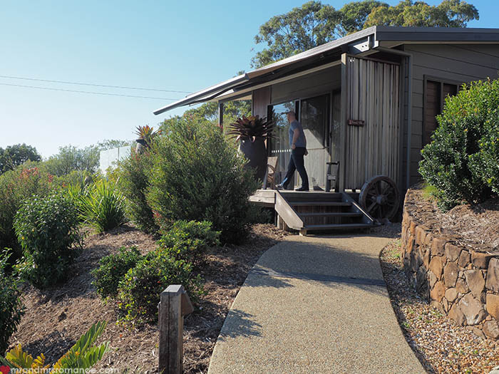 Mr and Mrs Romance - Gaia Retreat Review Byron Bay NSW 14