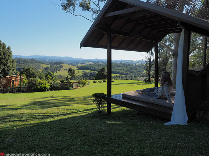 Mr and Mrs Romance - Gaia Retreat Review Byron Bay NSW 28