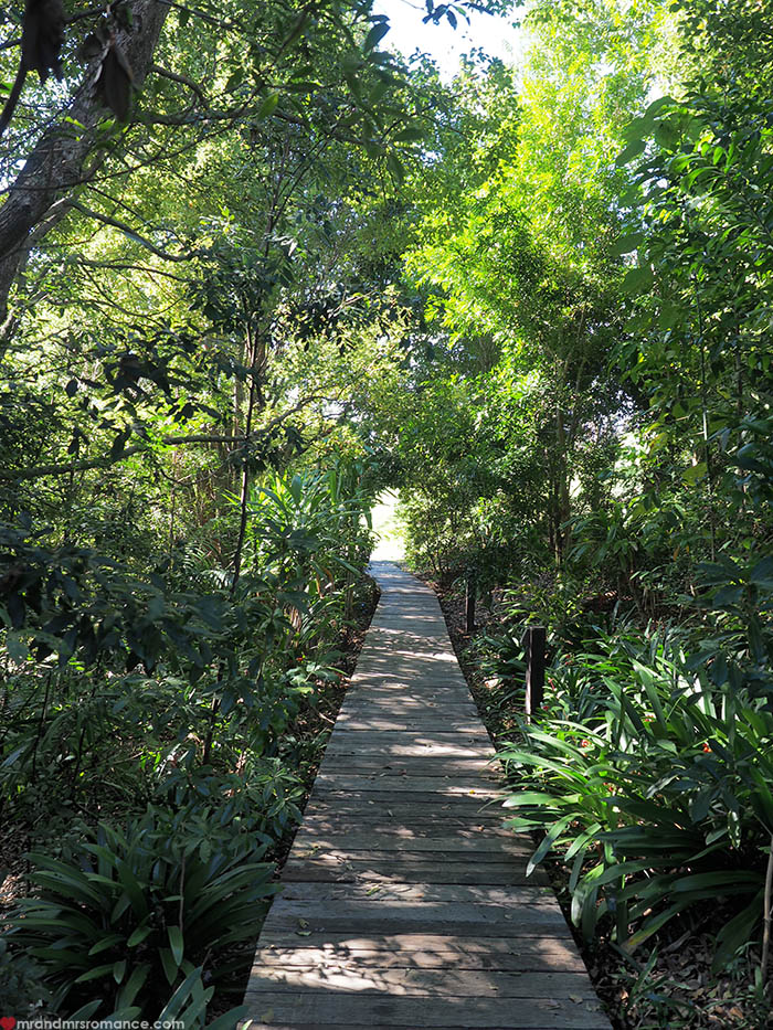 Mr and Mrs Romance - Gaia Retreat Review Byron Bay NSW 29