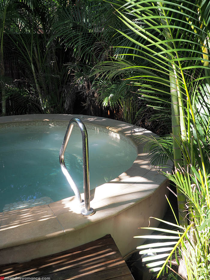 Mr and Mrs Romance - Gaia Retreat Review Byron Bay NSW 36