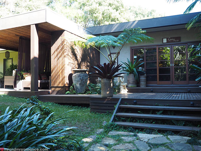 Mr and Mrs Romance - Gaia Retreat Review Byron Bay NSW 38