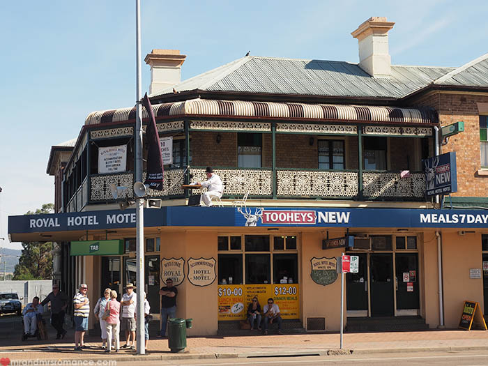 Where To Stay And Eat In Scone Nsw Mr Mrs Romancemr
