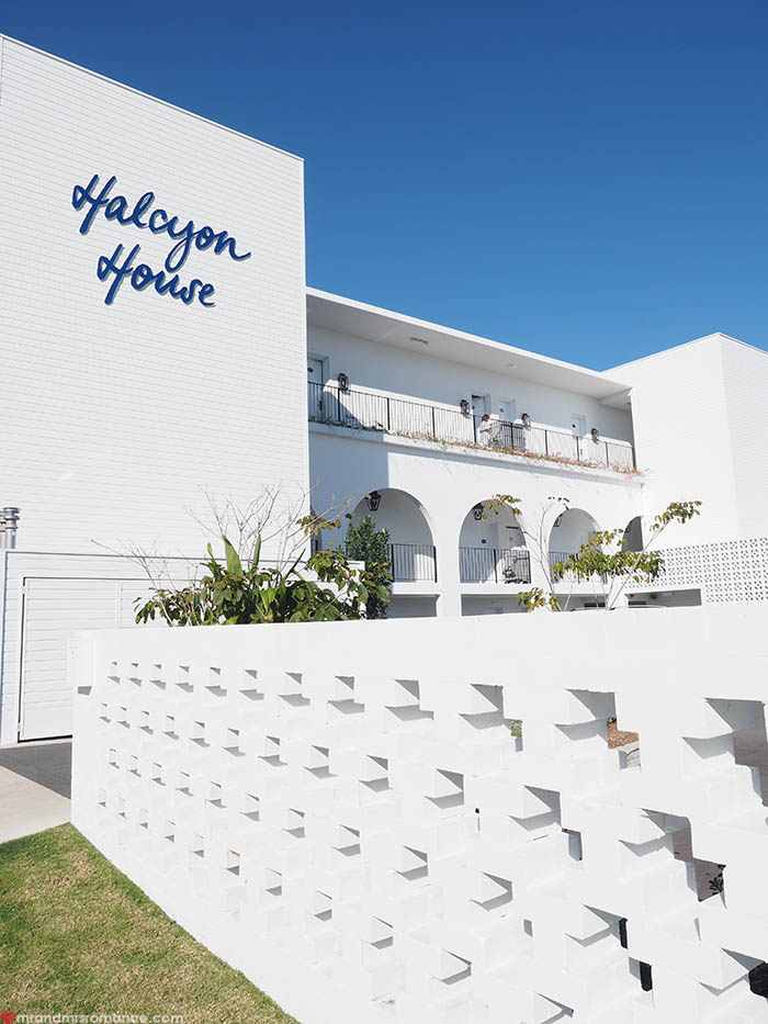 Mr and Mrs Romance - Halycon House - Paper Daisy review - Cabarita NSW