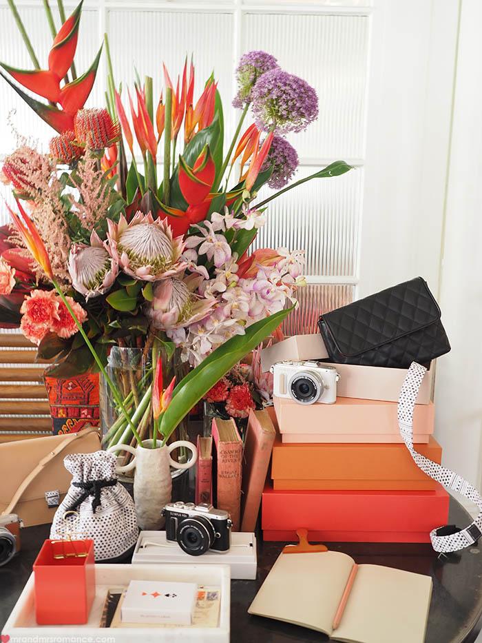 Mr & Mrs Romance - IG Edition