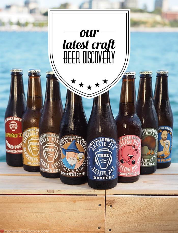 Mr and Mrs Romance - Tumut Brewery