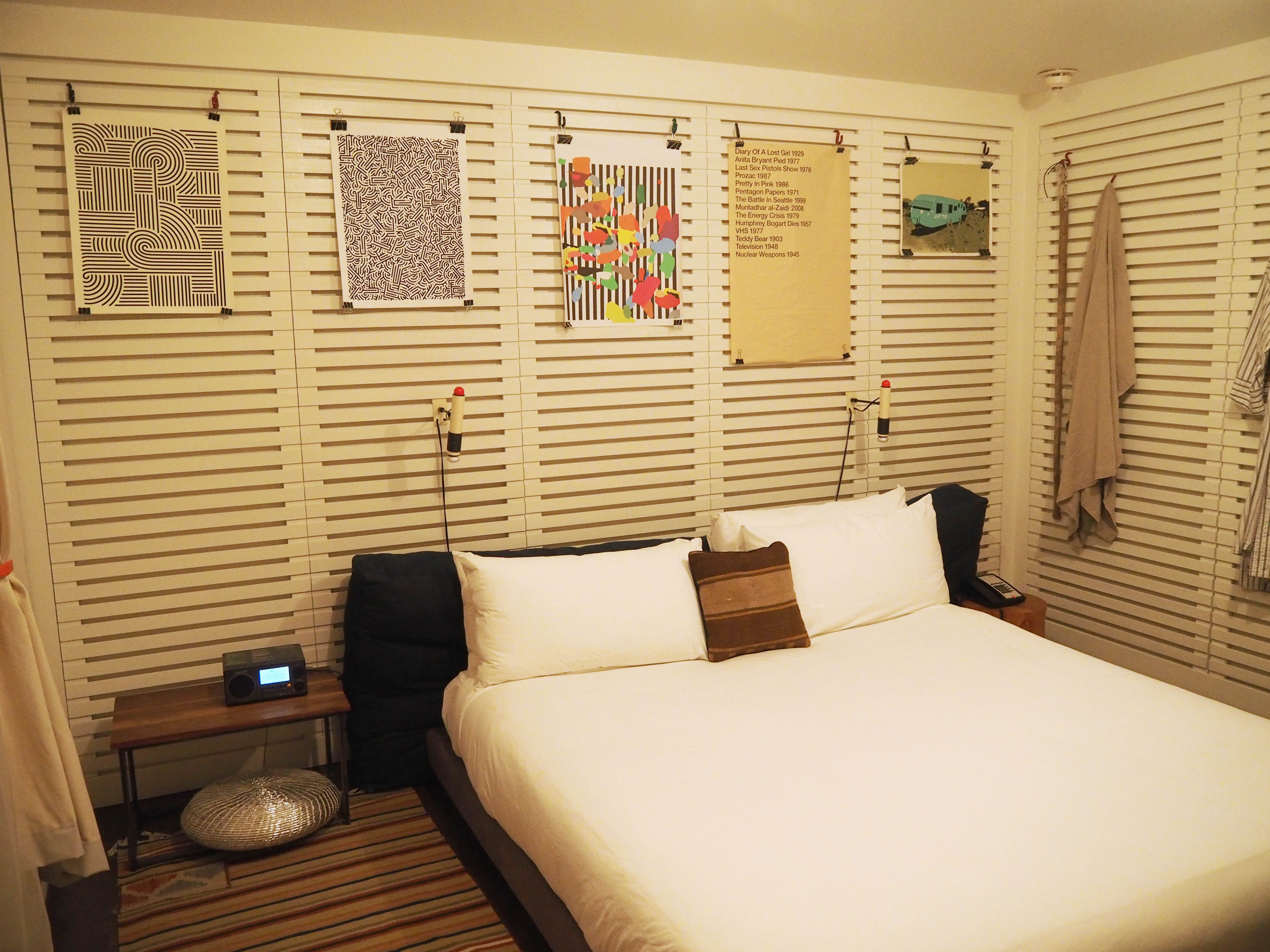 Mr and Mrs Romance - Where to stay in Palms Springs California - The Ace Hotel