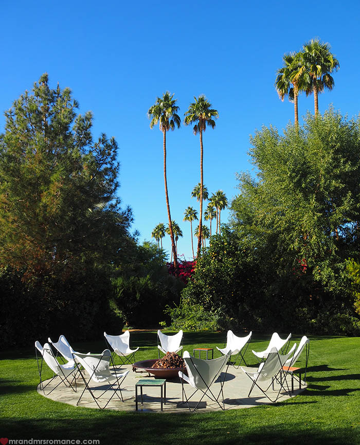 Mr and Mrs Romance - Where to stay in Palms Springs California - The Parker