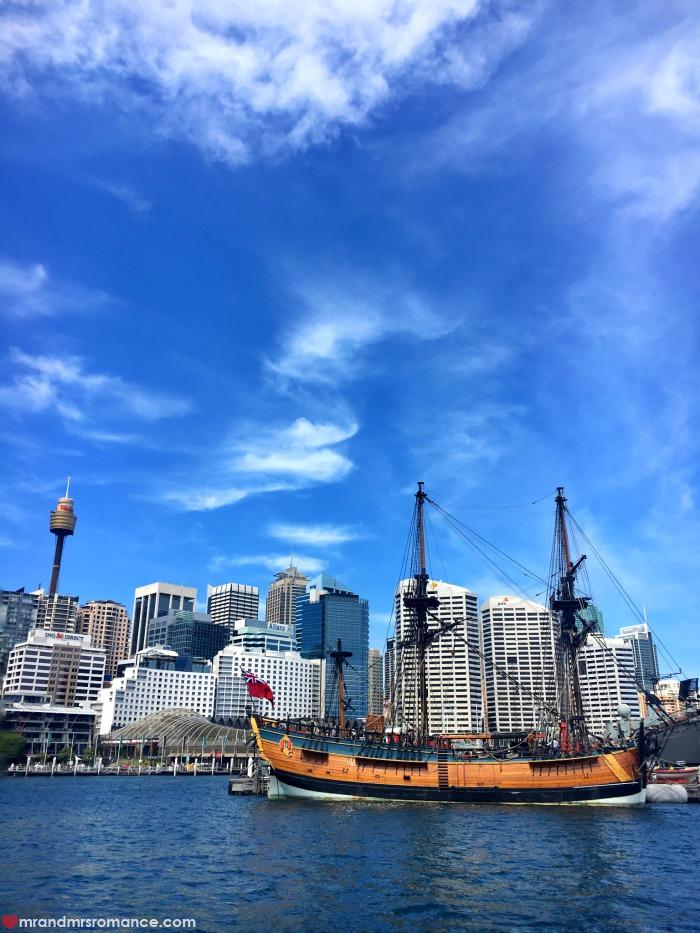 Mr & Mrs Romance - IG Edition - Darling Harbour