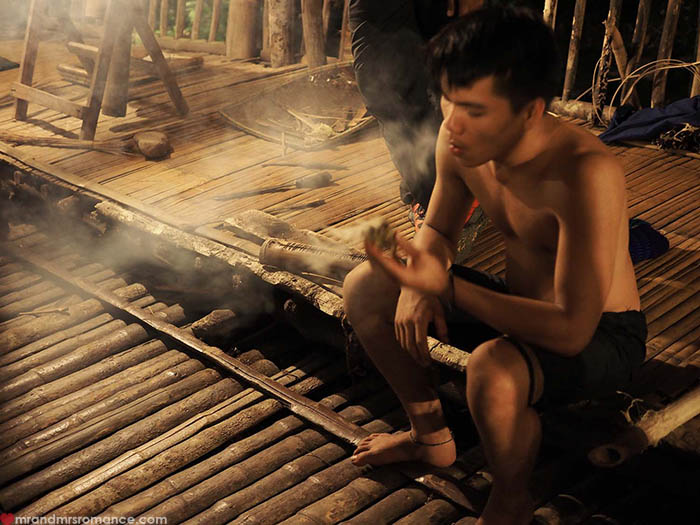 Mr and Mrs Romance - a quick itinerary for Sabah Borneo - Kota Kinabalu Mari Mari village