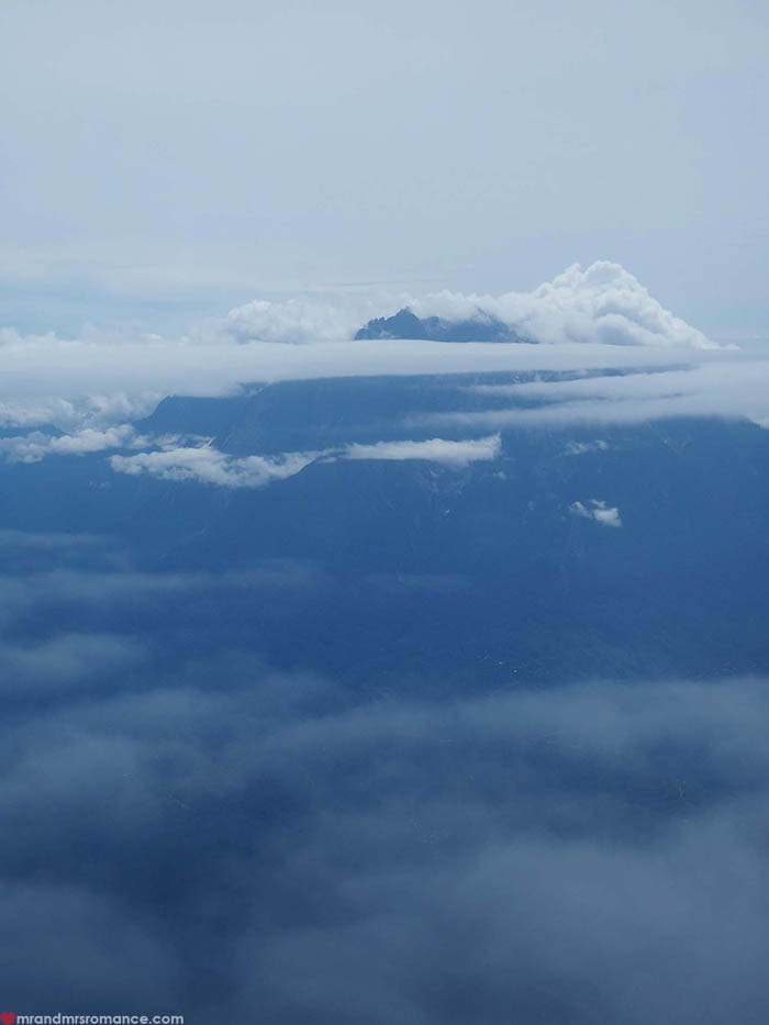 Mr and Mrs Romance - a quick itinerary for Sabah Borneo - Mt Kinabalu