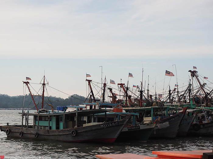 Mr and Mrs Romance - a quick itinerary for Sabah Borneo - Kota Kinabalu