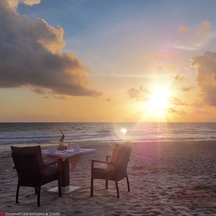 Mr & Mrs Romance - IG Edition - aleenta-phuket
