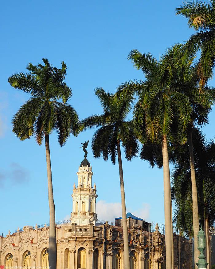 Mr & Mrs Romance - IG Edition - Gran Teatro de la Habana