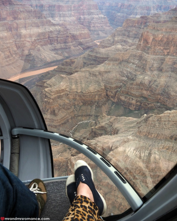 Mr & Mrs Romance - IG Edition - grand canyon mavarick helicopters