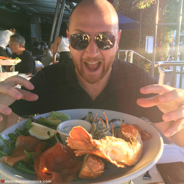 Mr & Mrs Romance - IG Edition - dinner-at-nicks