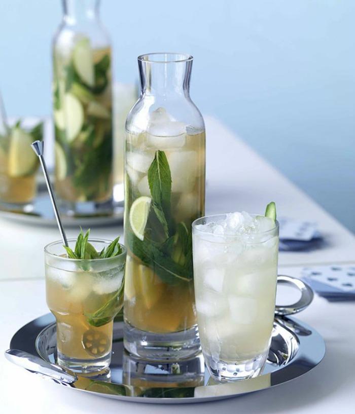 Mr & Mrs Romance - summer cocktails and drinks - barbados punch & spring fling gt
