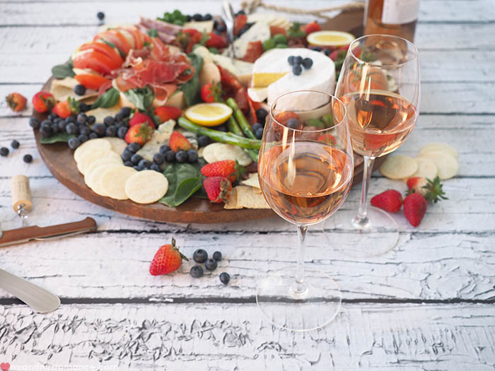 Mr and Mrs Romance - Perfect Platters
