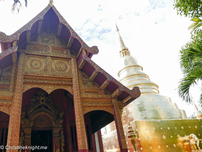 Christine Knight - Chiang Mai Temples