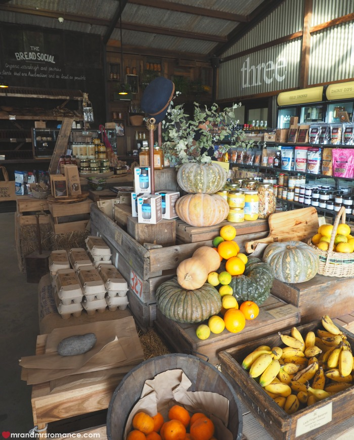 Mr & Mrs Romance - foodie finds down under - the farm