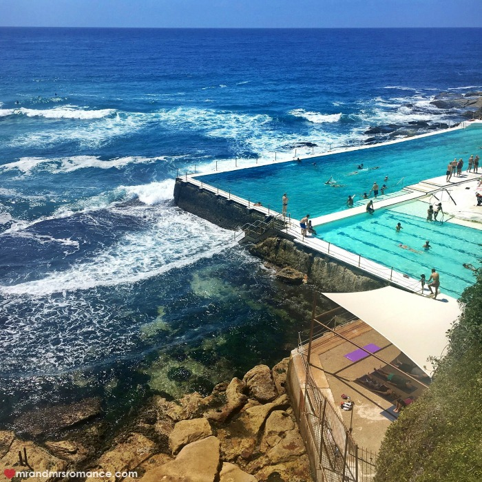 Mr & Mrs Romance - IG Edition - 54 Bondi Icebergs